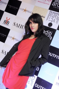 Sagaika at Outfits Calendar Launch 2014
